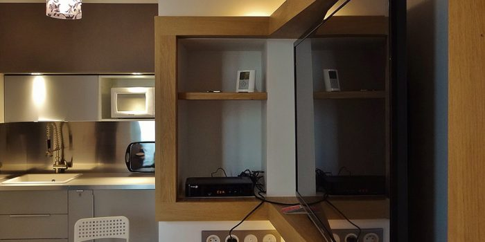 cuisine rangements studio renovation