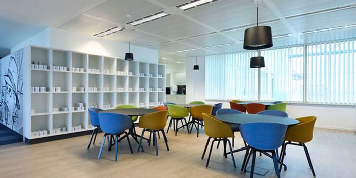 espace detente bureaux paris