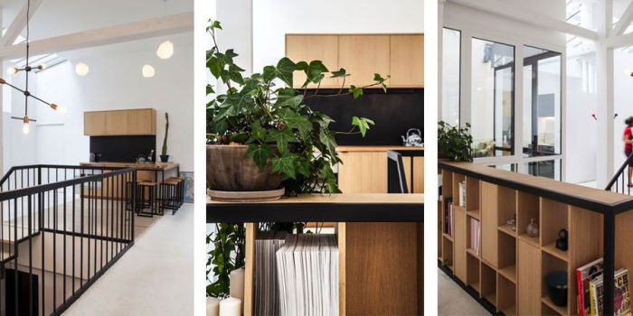 etage open space architecte