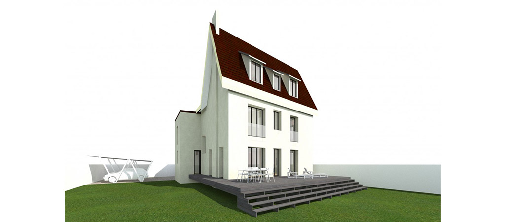 plan renovation maison architecture