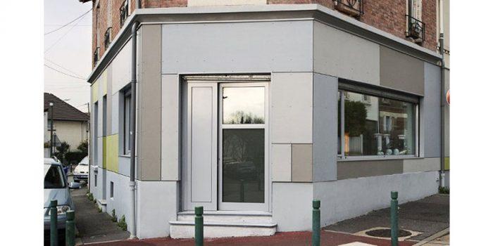 facade après renovation architecte