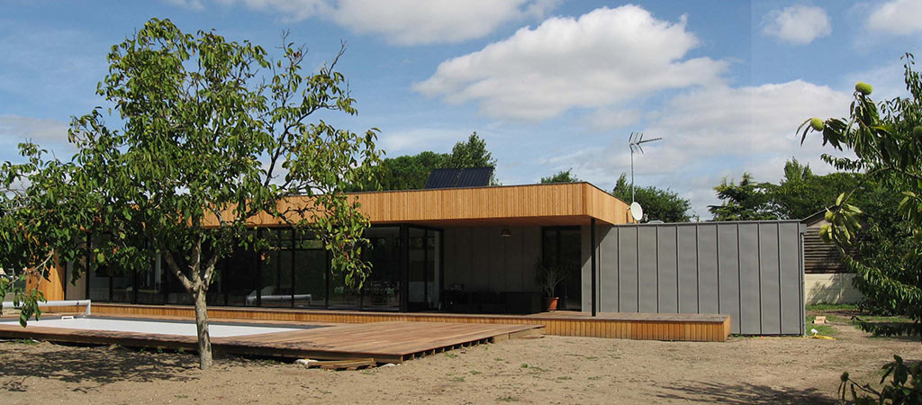 construction maison contemporaine architecte