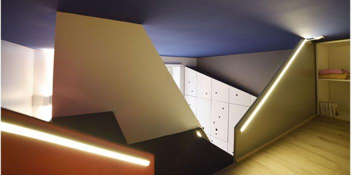 mezzanine originale renovation studio