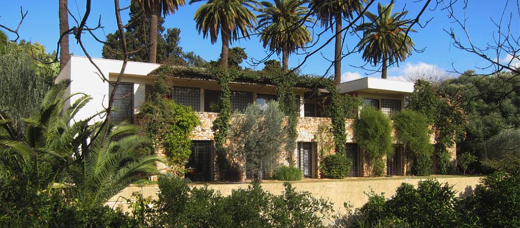maison neuve alger architecte
