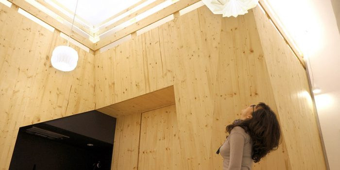 mezzanine renovation studio architecte