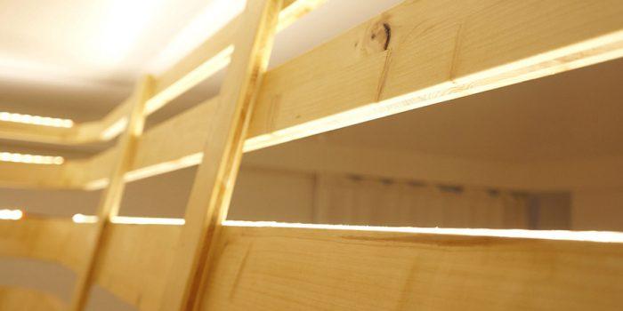 detail mezzanine barrière studio