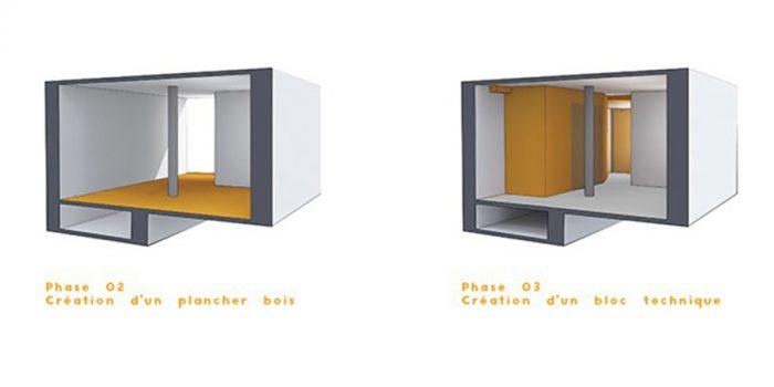 etape 2 renovation architecte
