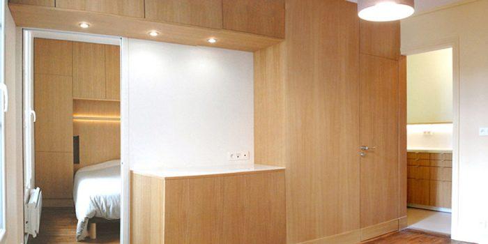 meuble surmesure studio renovation