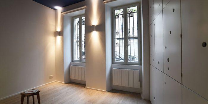 piece renovée studio architecte