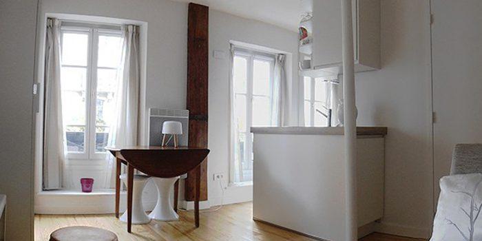 cuisine ouverte renovation studio