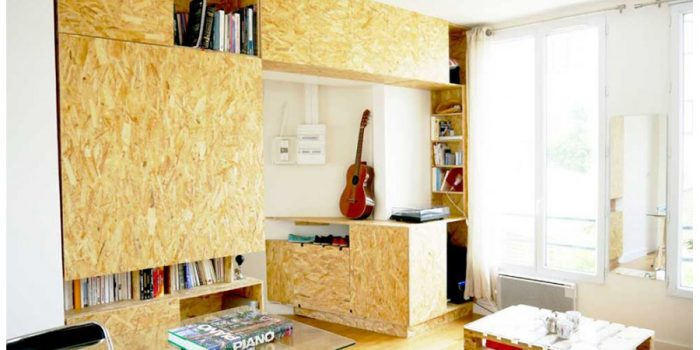 studio bois surmesure architecte