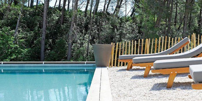 piscine maison architecte