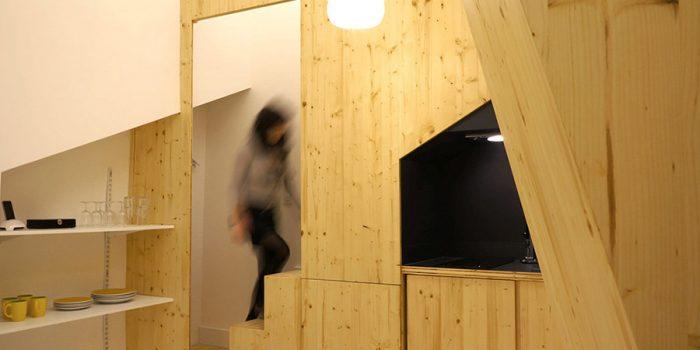 element surmesure bois studio