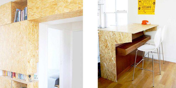 renovation studio bois architecture