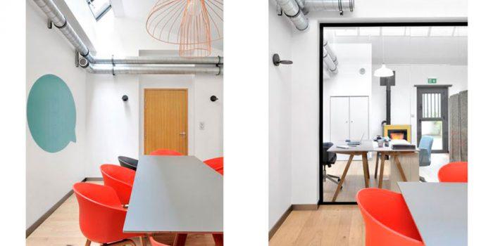 reunion bureaux renovation architecte