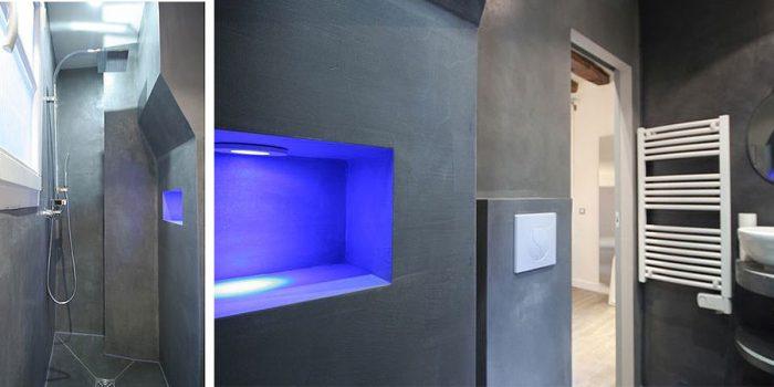salle d'eau studio architecte