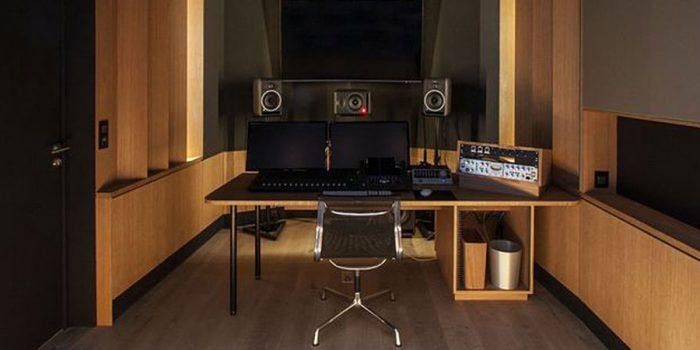 studio enregistrement bureaux architecture