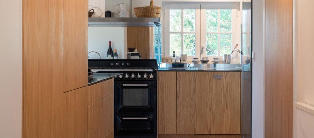 cuisine surmesure bois architecte