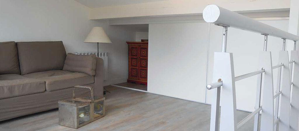 quand les architectes s attaquent aux combles blog archidvisor. Black Bedroom Furniture Sets. Home Design Ideas