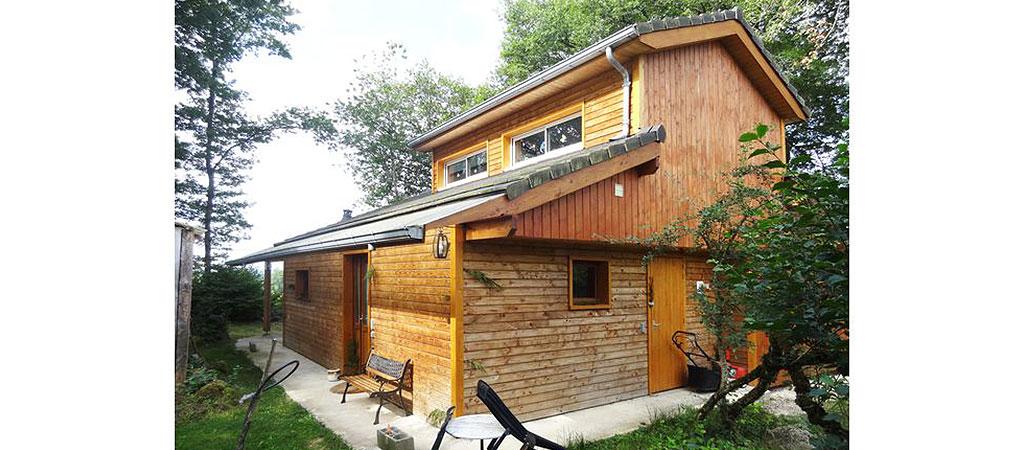 maison architecte bois ecologique