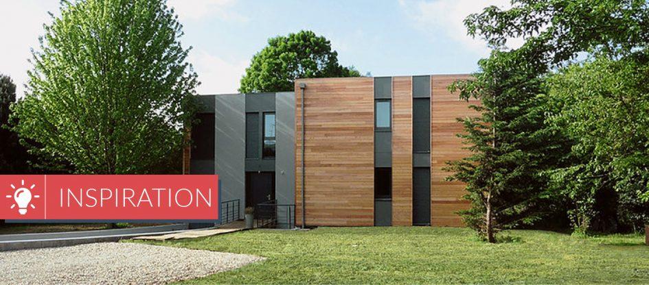 constructions maisons architectes bois