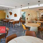 Restaurants et bars rénovés et aménagés par des architectes