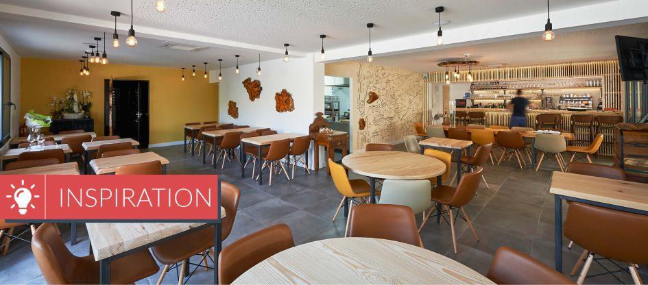 restaurants rénovés aménagés architecte