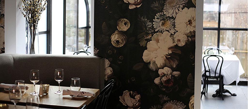 architecture baroque restaurant fleurs