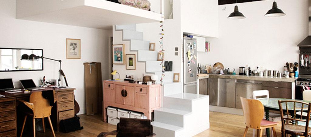 appartement combles renovation architecte