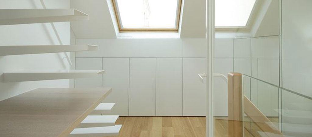 renovation amenagement combles architecture
