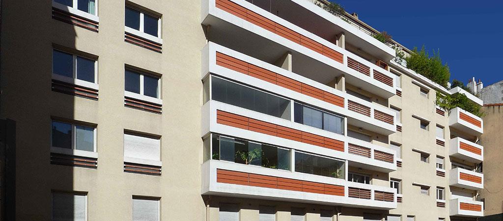 logements standing architecte marseille