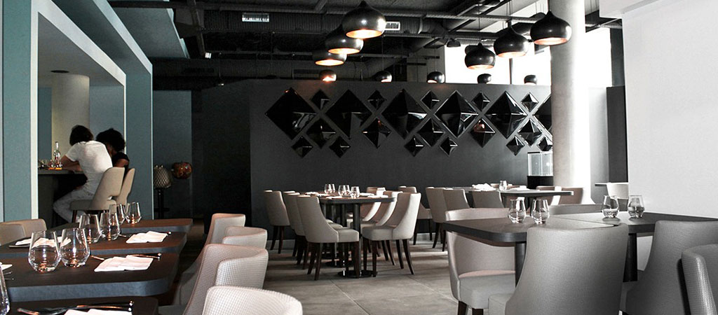 salle réception restaurant architecte