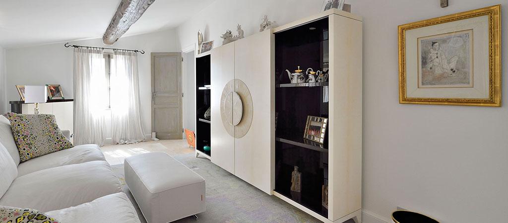 chambre rangements maison architecte