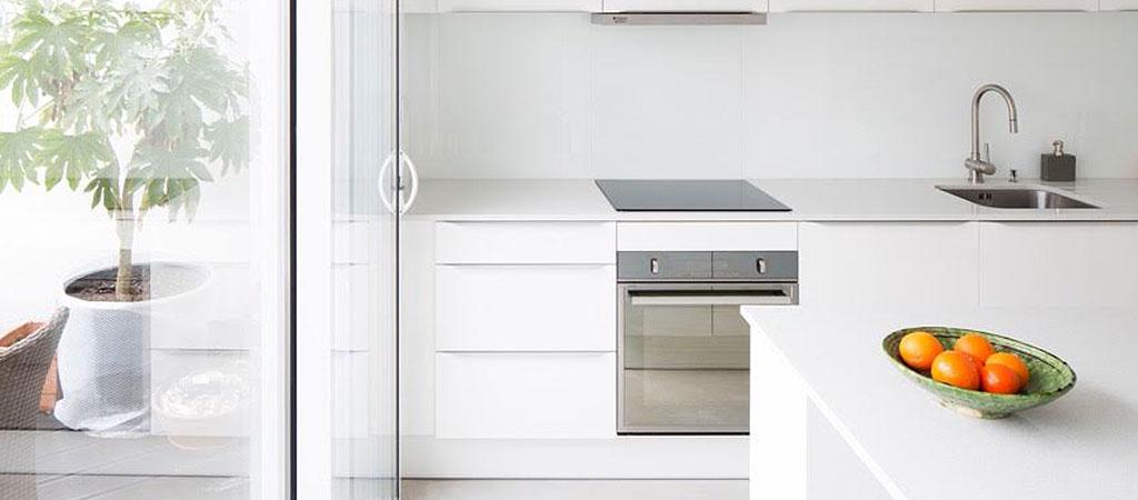cuisine moderne maison architecte