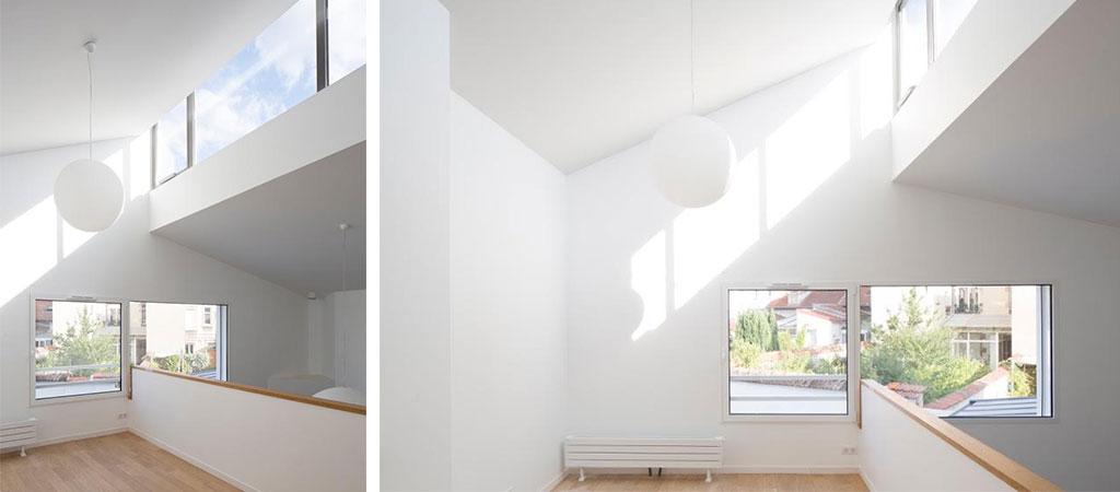 sejour lumineux architecture maison