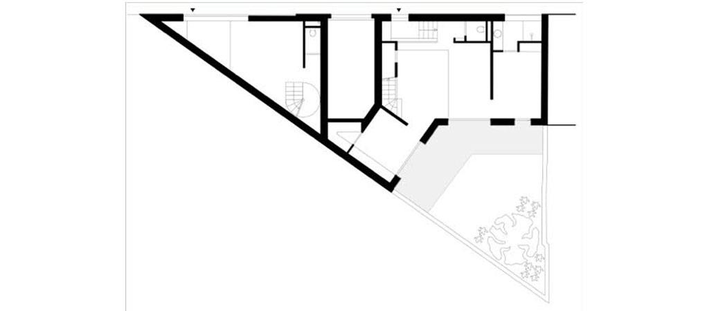 plan maison etonnante architecte