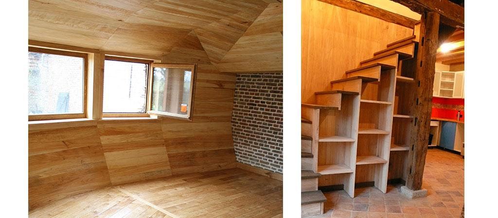 maison originale nid architecte