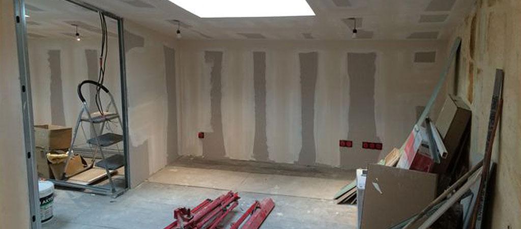 travaux renovation maison combles