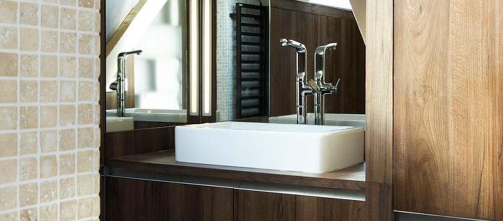 salle de bain architecte