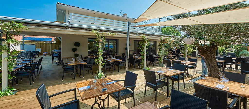 terrasse restaurant bistro architecte
