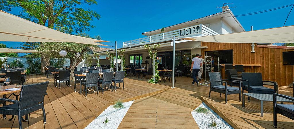 facade terrasse restaurant architecture