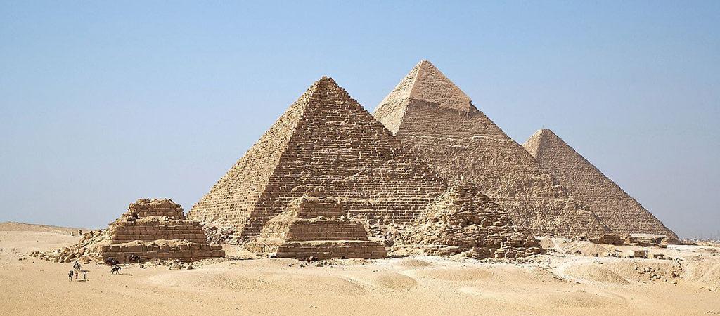 inspiration pyramides gizeh egypte