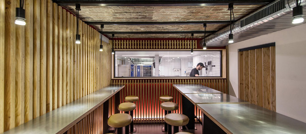 salle restaurant renovation architecte