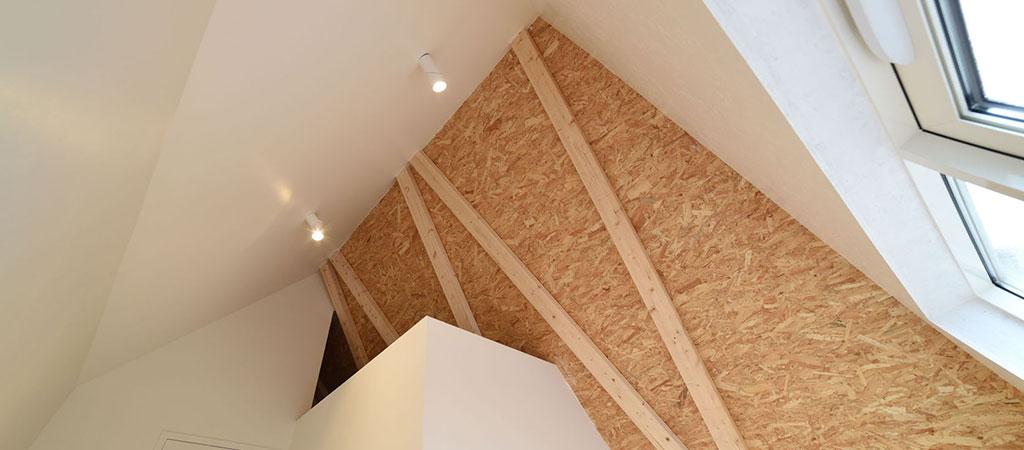 plafond maison originale architecte