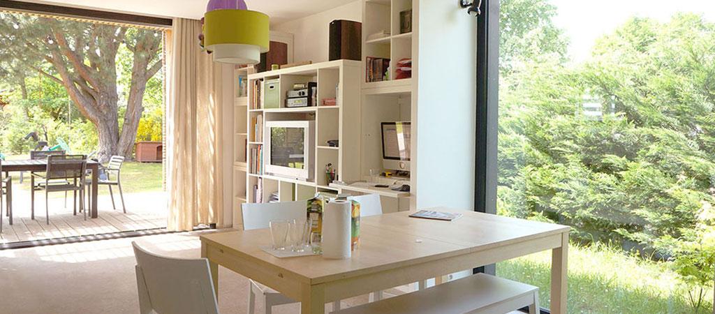 sejour maison bois architecte
