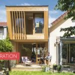 Le bois à l'honneur dans ces extensions d'architectes