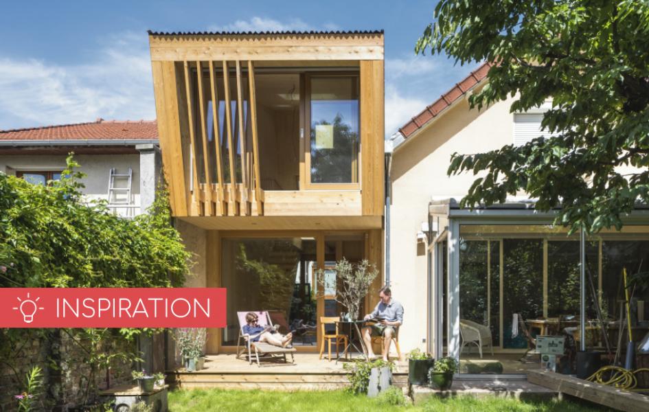 Le Bois A L Honneur Dans Ces Extensions D Architectes Blog Archidvisor