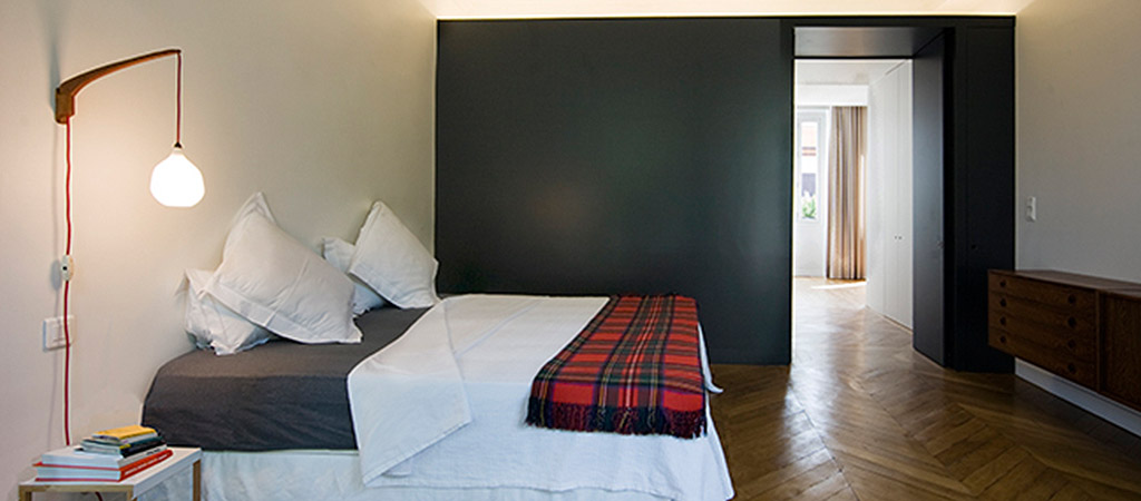 chambre loft charme architecte