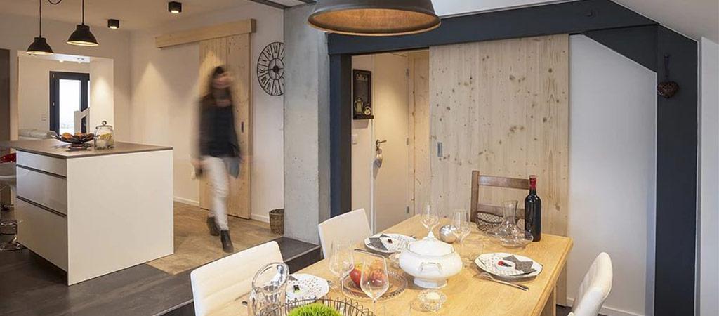 sejour extension bois maison