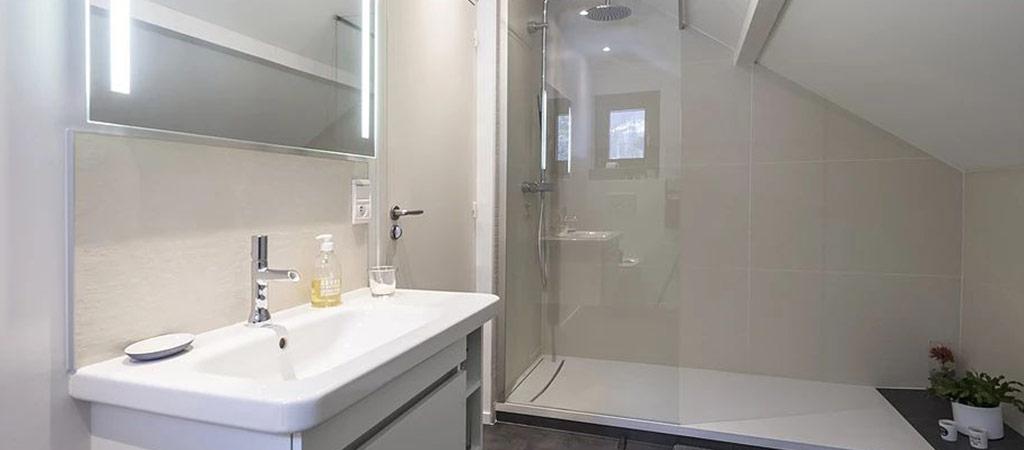 salle d'eau maison architecte